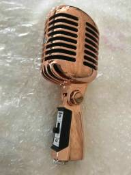 Microfone Lendário Shure Vintage Classic 55SH II  Novo