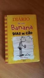 Livro Diário de um Banana: Dias de cão