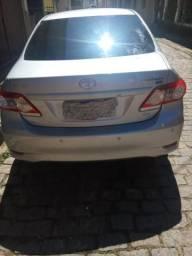 Carro corolla - 2012