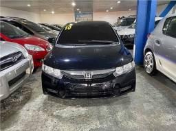 Honda Civic 1.8 lxs 16v flex 4p automático - 2010