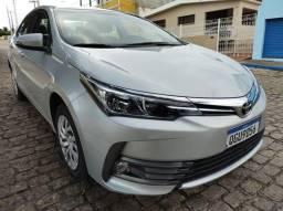 Toyota Corolla 2018 GLI automático único dono - 2018