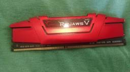 Memória G.Skill Ripjaws V DDR4 3000MHZ 8GB Gamer