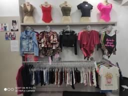 Vendo ponto de loja no centro de Criciúma SC