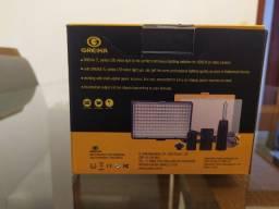 LED de fotografia e filmagens