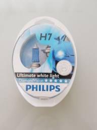 Lâmpada Branca Philips H7