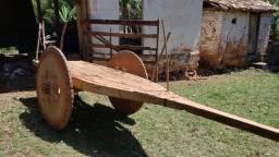 Carro de Boi - 45 balaios - Para exposição ou uso