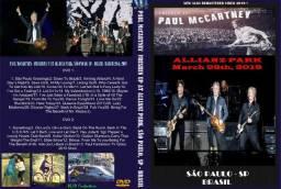 Paul McCartney Freshen Up Tour São Paulo 26 março 2019 DVD