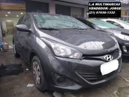 Hyundai Hb20 confort 1.0 completo _ entrada apartir 6mil + 48x 497,00 fixas