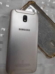 Vendo celular Samsung j5 pro com 32 gigas de memória