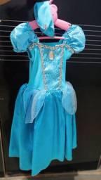 Vendo fantasia Cinderella