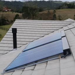 Contrata-se instalador de aquecimento solar