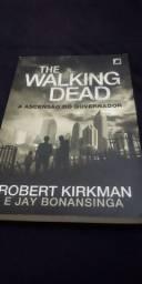 Livro - The Walking Dead - A Ascenção do Governador