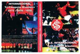 DVD Internacional Tri Campeão Brasileiro !