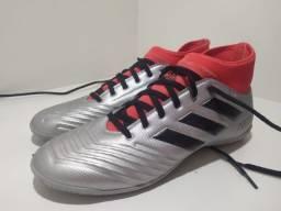 Vendo Chuteira Futsal Adidas Predator 19 4 S IN , Tamanho 42