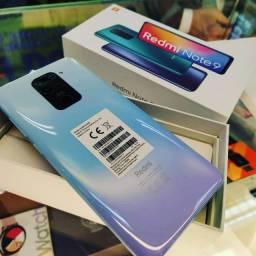 Xiaomi Note 9 128GB/versão global/pronta entrega!