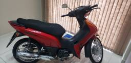 Biz completa 100 cc  2012 13