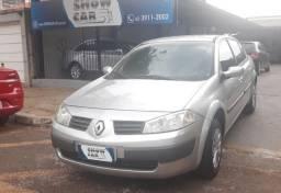 Topíssimo Renault Megane conservadíssimo com garantia 2008!!!!