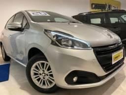 Peugeot 208 Active 1.2 2020 Completo Muito Novo Praticamente Zero e 1 Ano de Seguro Grátis