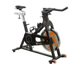 Bike Spinning Wellness Pro pouco usada
