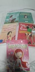 Livros de adolescentes