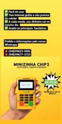 """Minizinha Chip 2 """"PRONTA ENTREGA"""""""