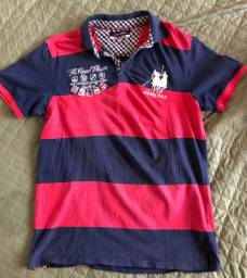 Camisa M polo Oborn