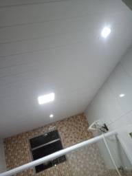 Instalações de forro PVC