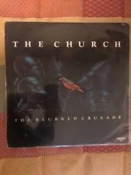 The Church - The Blured Crusade - LP Vinil