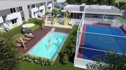 :Apartamento Colombo com entrada de 199