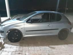 Peugeot 206 rallye