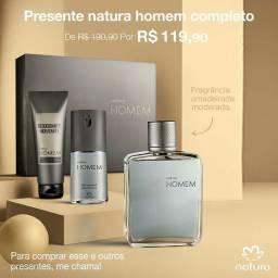 Presente - Kit Natura Homem