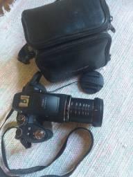 Fujifilm semi profissional!..Máquina fotográfica 30x ZOOM..