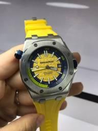 Shop Floripa Relógios - Audemars Piguet Borracha Automático