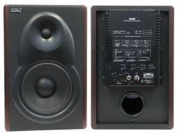Monitor de Áudio para Studio - O Par - Sond King M8B