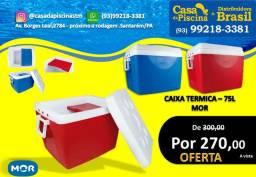 Caixa Termica 75L