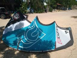 Kite Peter Lynn 11 azul
