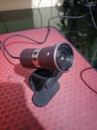 Webcam com defeito full hd 1080p HP modelo HD 4110