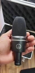 microfone condensador AKG C3000