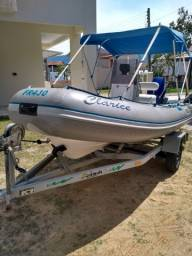 Bote Inflável flyboat 4.40 mts