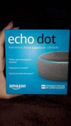 Amazon Smart Home Echo Dot Alexa,3° geração,preto