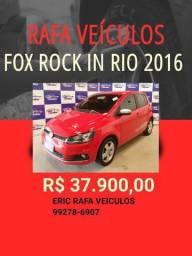 SUPER QUARTA DE OFERTAS !!! FOX RCK IN RIO 2016 R$ 37.900,00 - ERIC RAFA VEICULOS sel