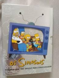 DVDs Os Simpsons - 1ª Temporada