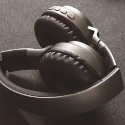 Fone Headset Music Stereo Wireless Led Fone De Ouvido Magena B20