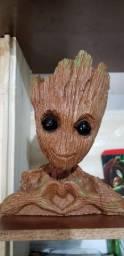 Estatua, Action Figure, vaso de flor Baby Groot