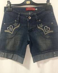 Shorts e saias vários tamanhos