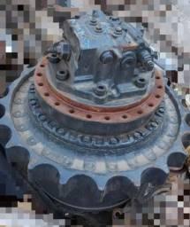 Motor de tração da PC350 komatsu novo