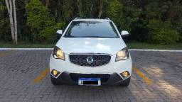 SsangYong Korando D20T 4x4 AWD Turbo Intercooler Diesel GLS Executive AT 2012