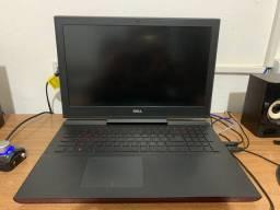 Notebook Gamer Dell 7567 + Periféricos
