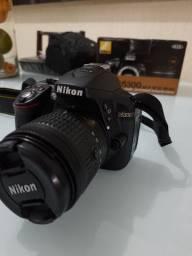 Nikon D5300 Novíssima!