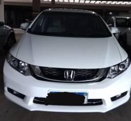Honda Civic LXR 2.0 Flex Automático